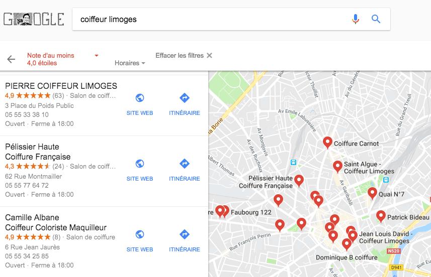 avis google my business coiffeur