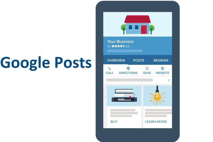 Publier des Google Posts pour augmenter les ventes dans l'automobile