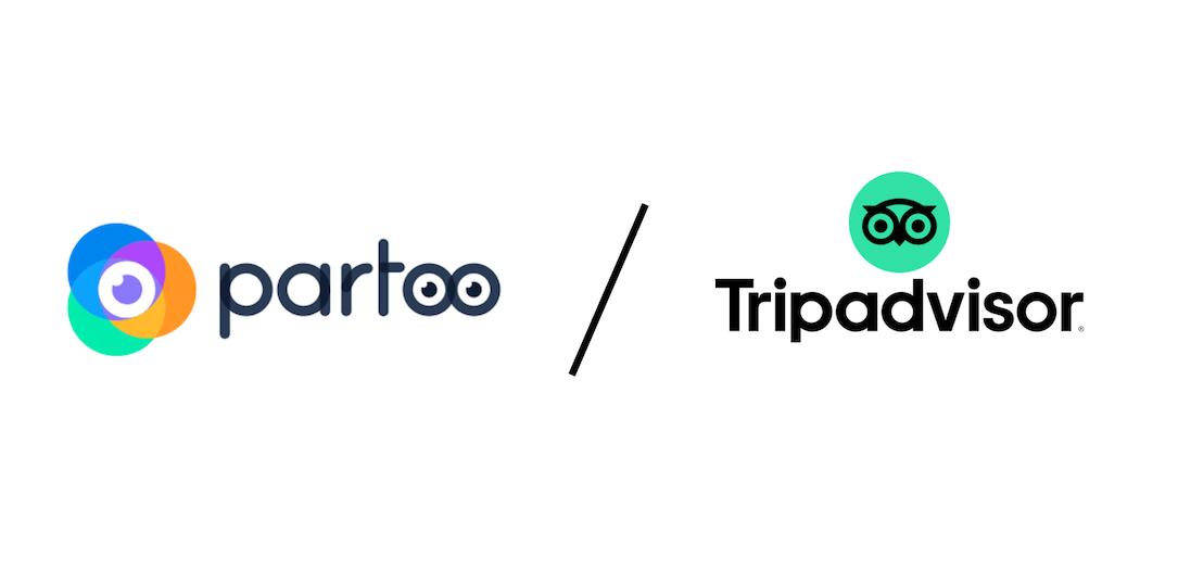 Partnership TripAdvisor-Partoo