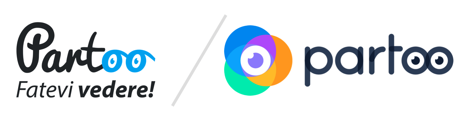 before after partoo logo