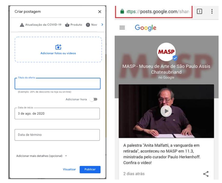 google-post-exemplo