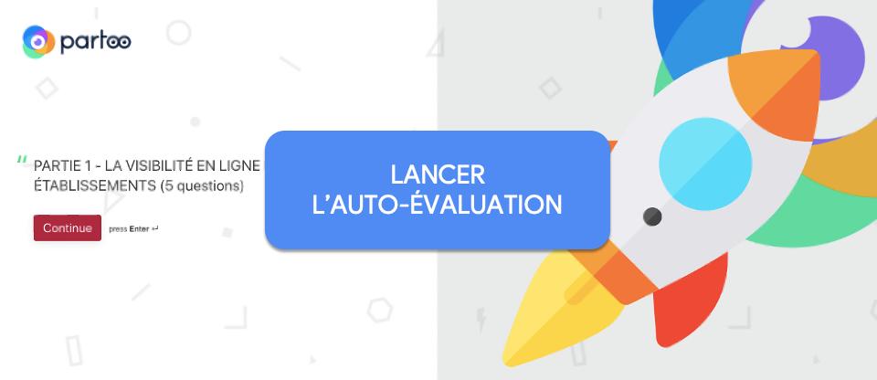 Lancer l'auto-évaluation de votre stratégie sur Google My Business