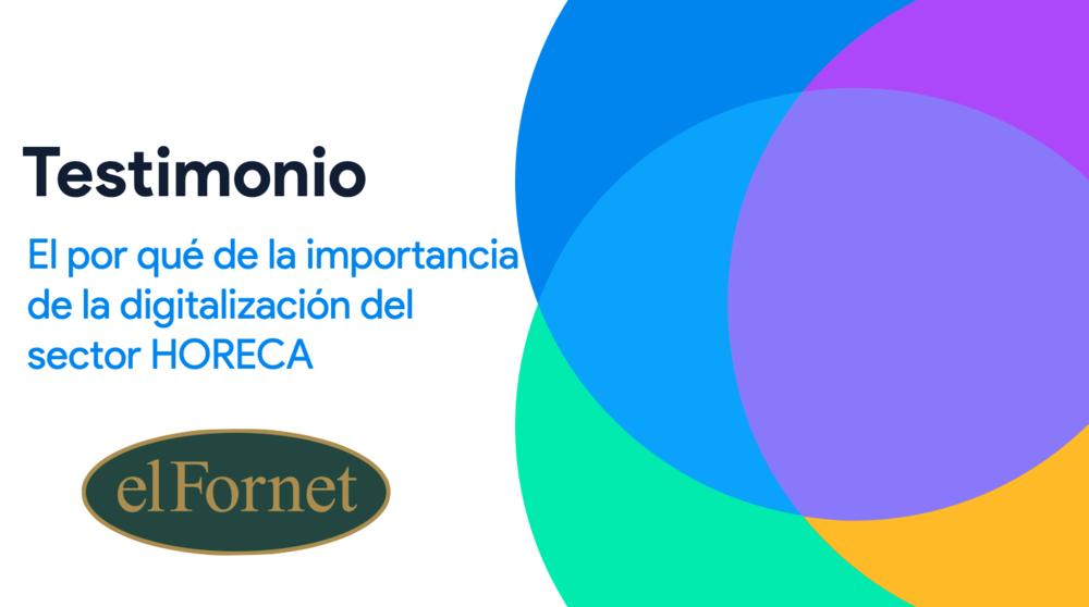 Los factores de una digitalización de éxito en el sector HORECA