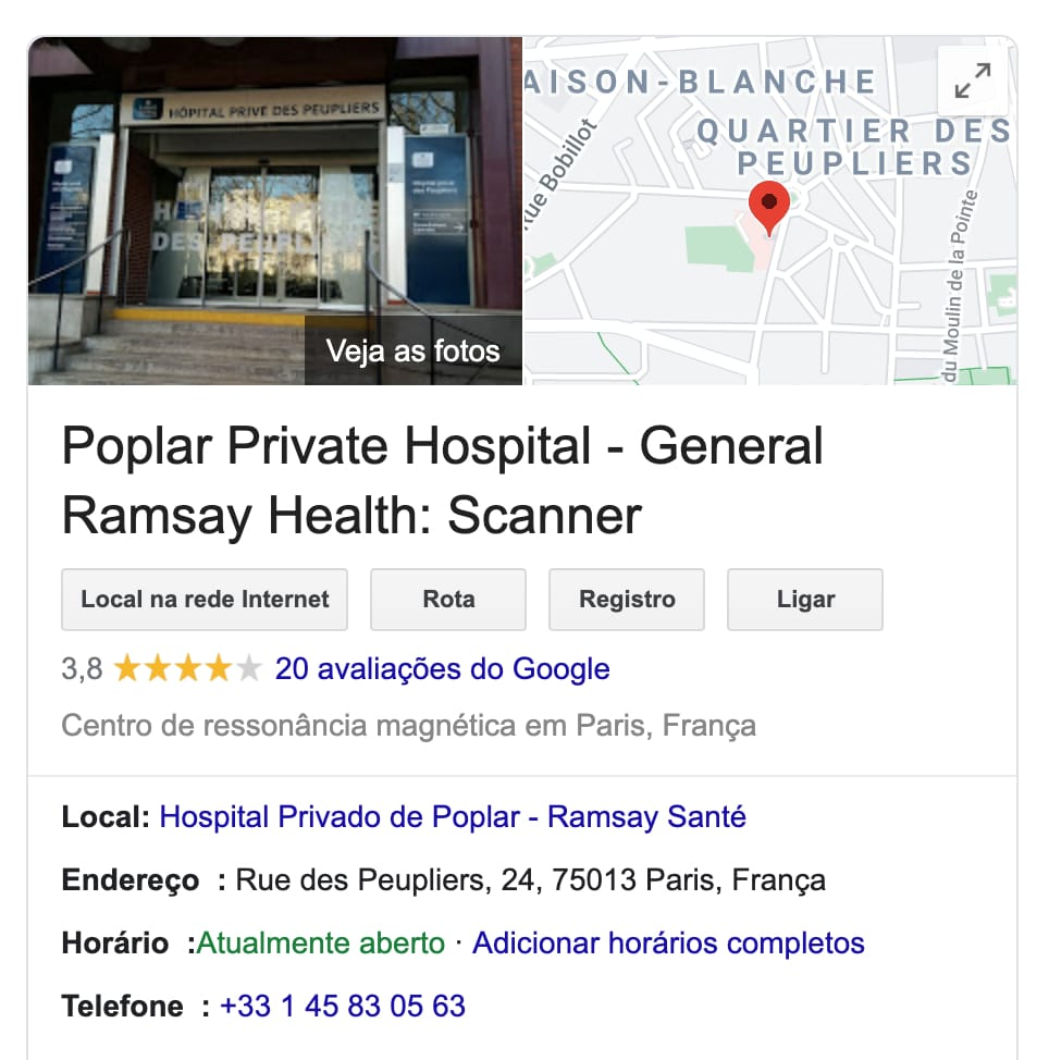 general ramsay hospital