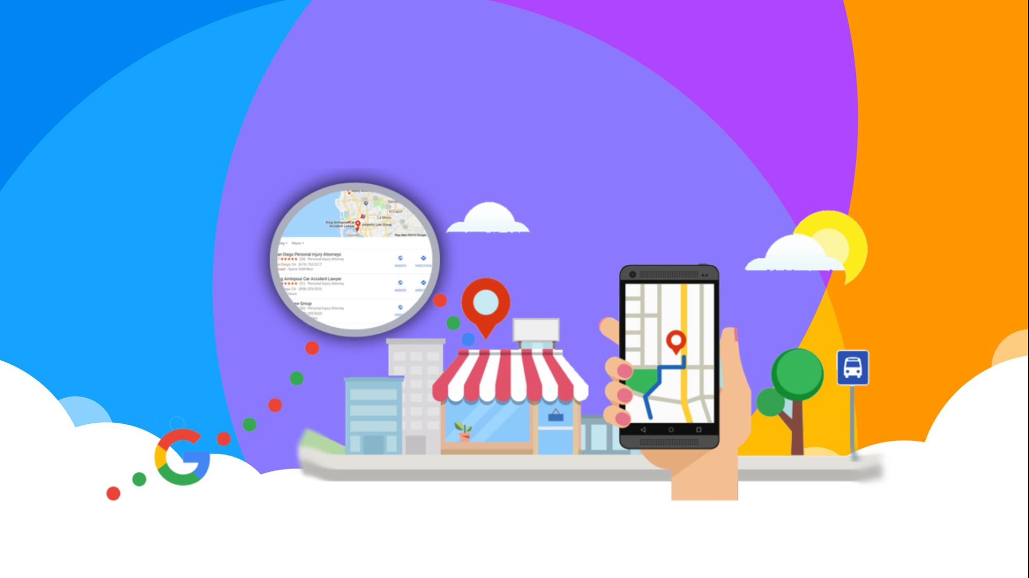 Importance google post pour commerces indépendants