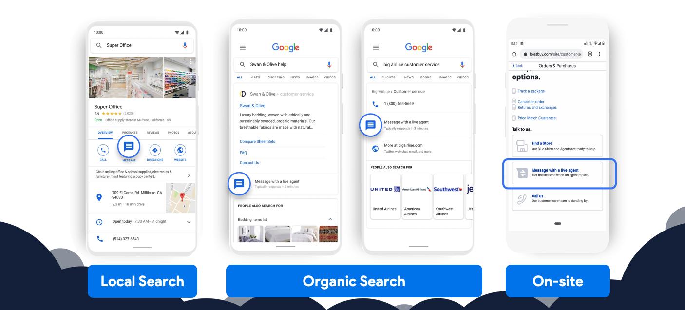 Google-Business-Messages
