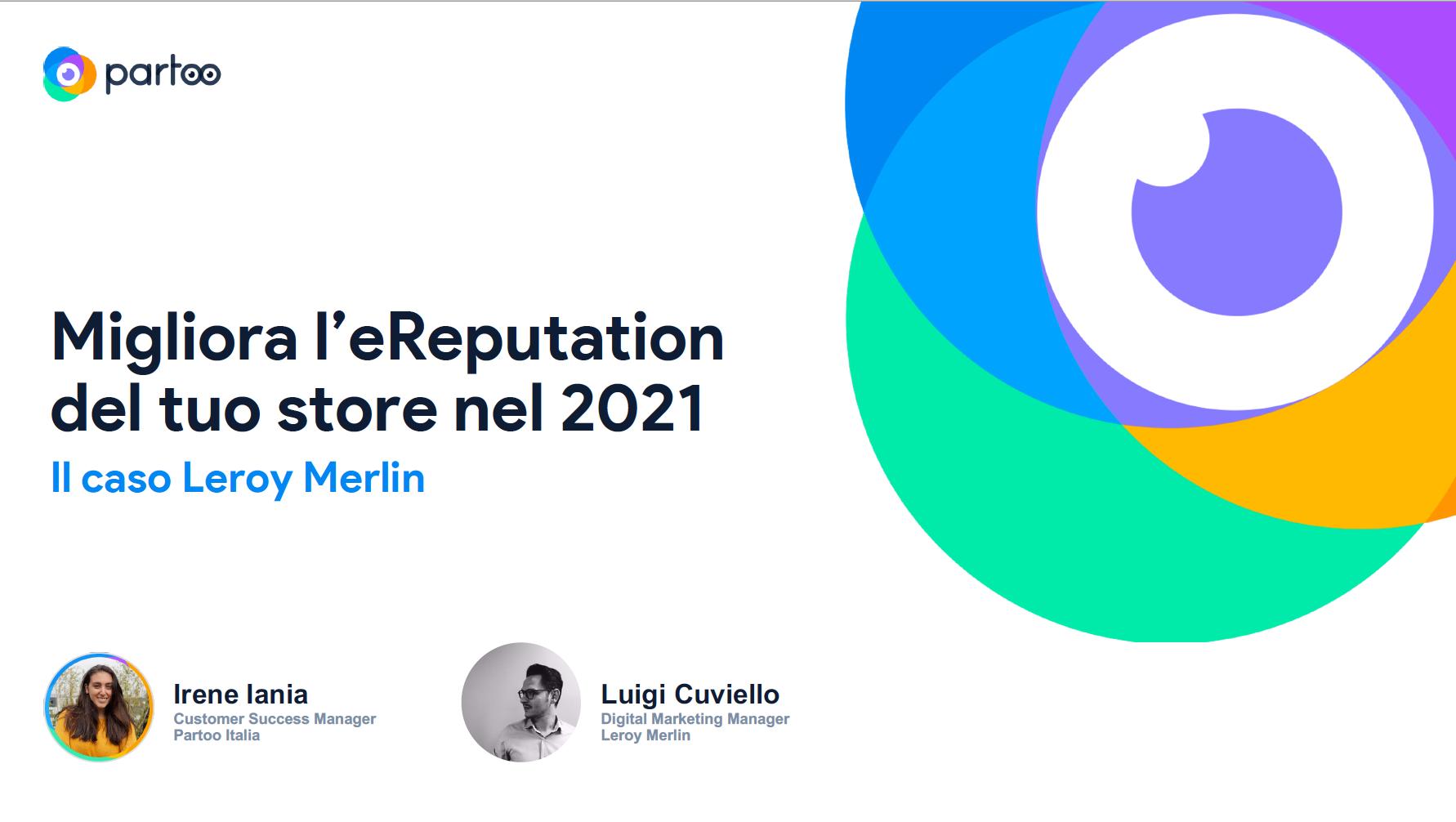 Webinar Leroy Merlin