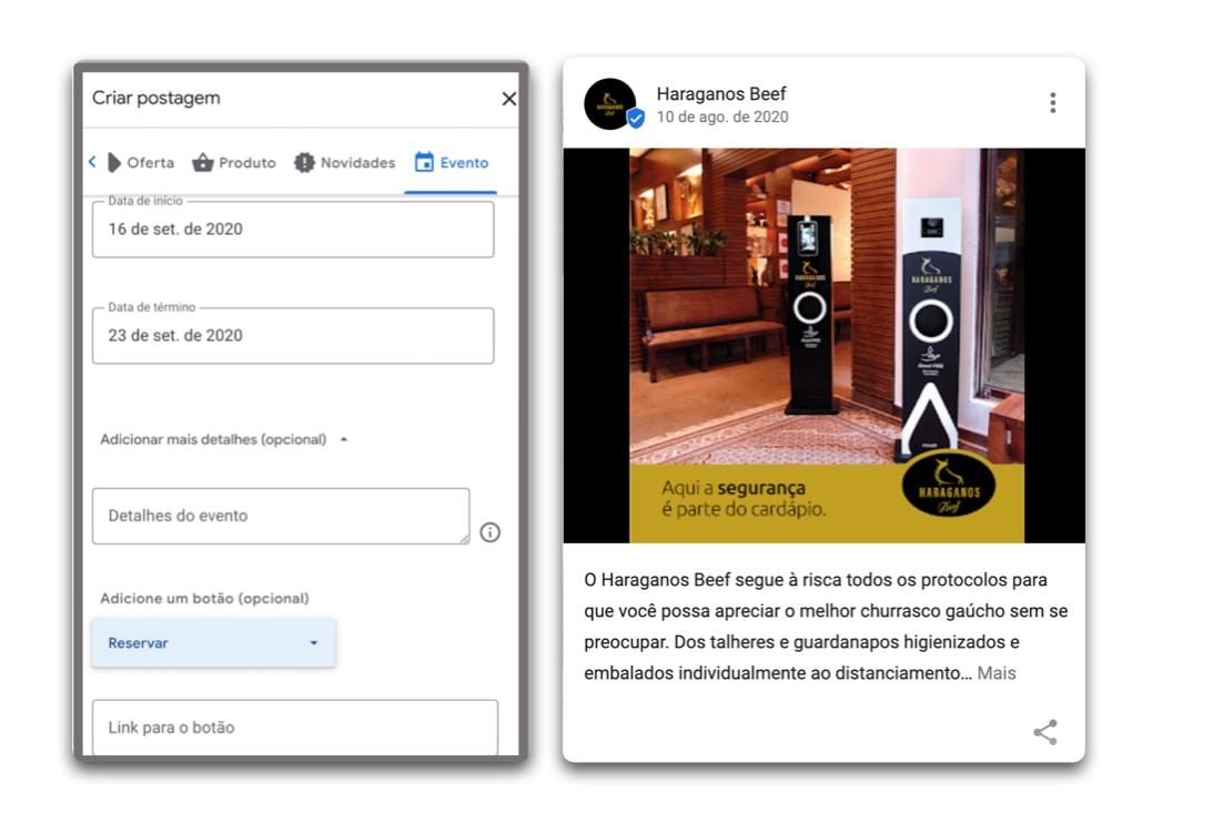 Google-posts-restaurante