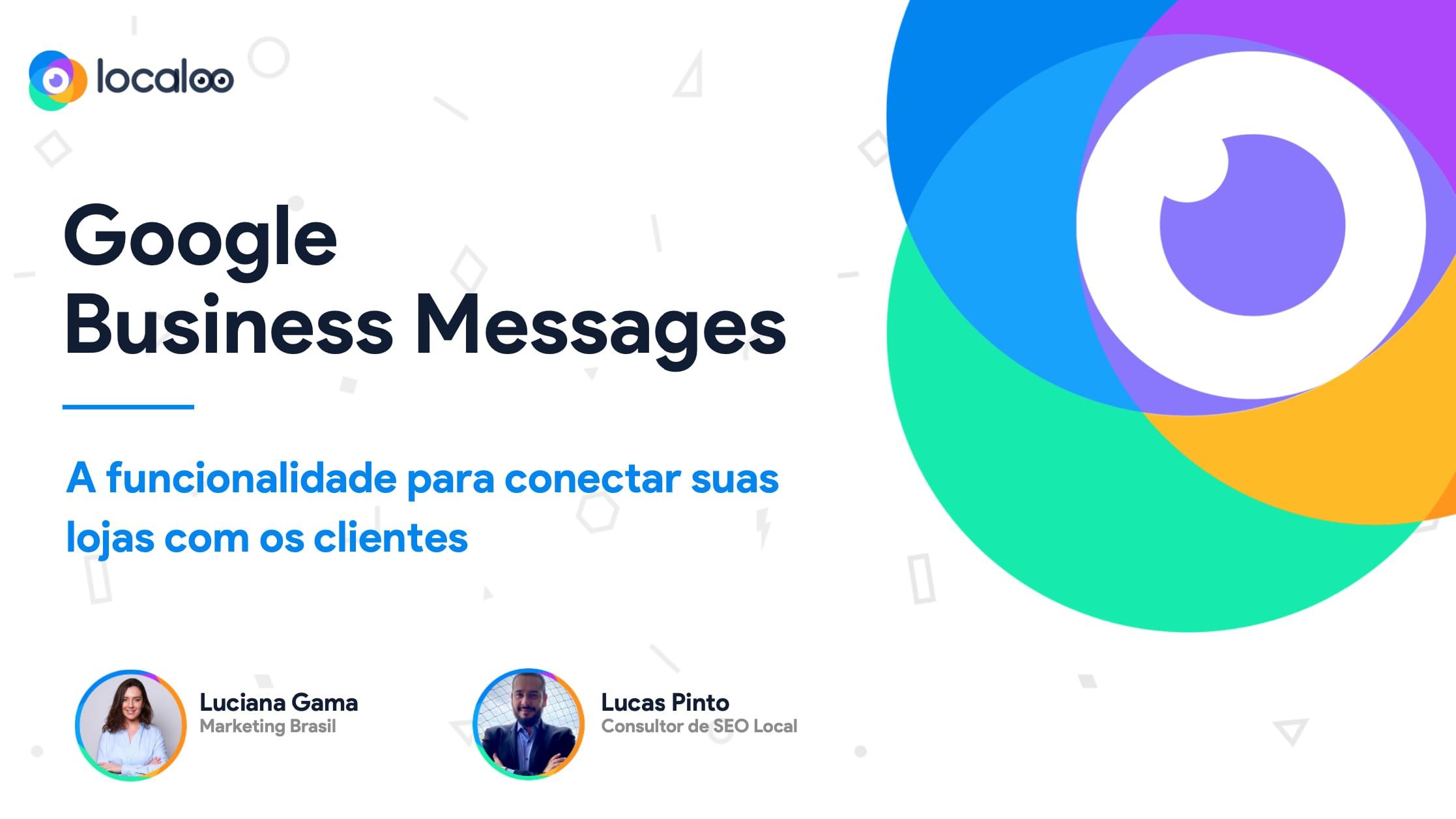 Webinar Business Messages
