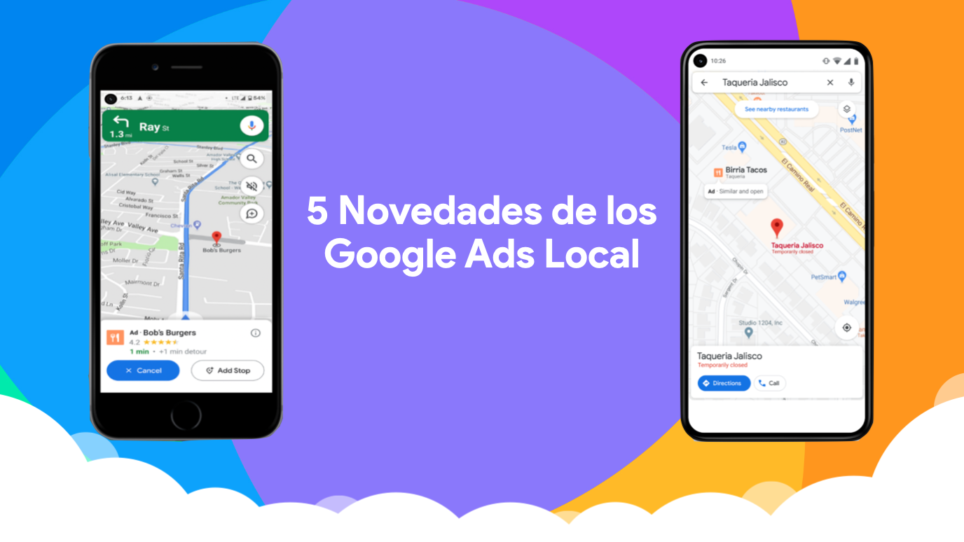 5 novedades sobre los Google Ads Local